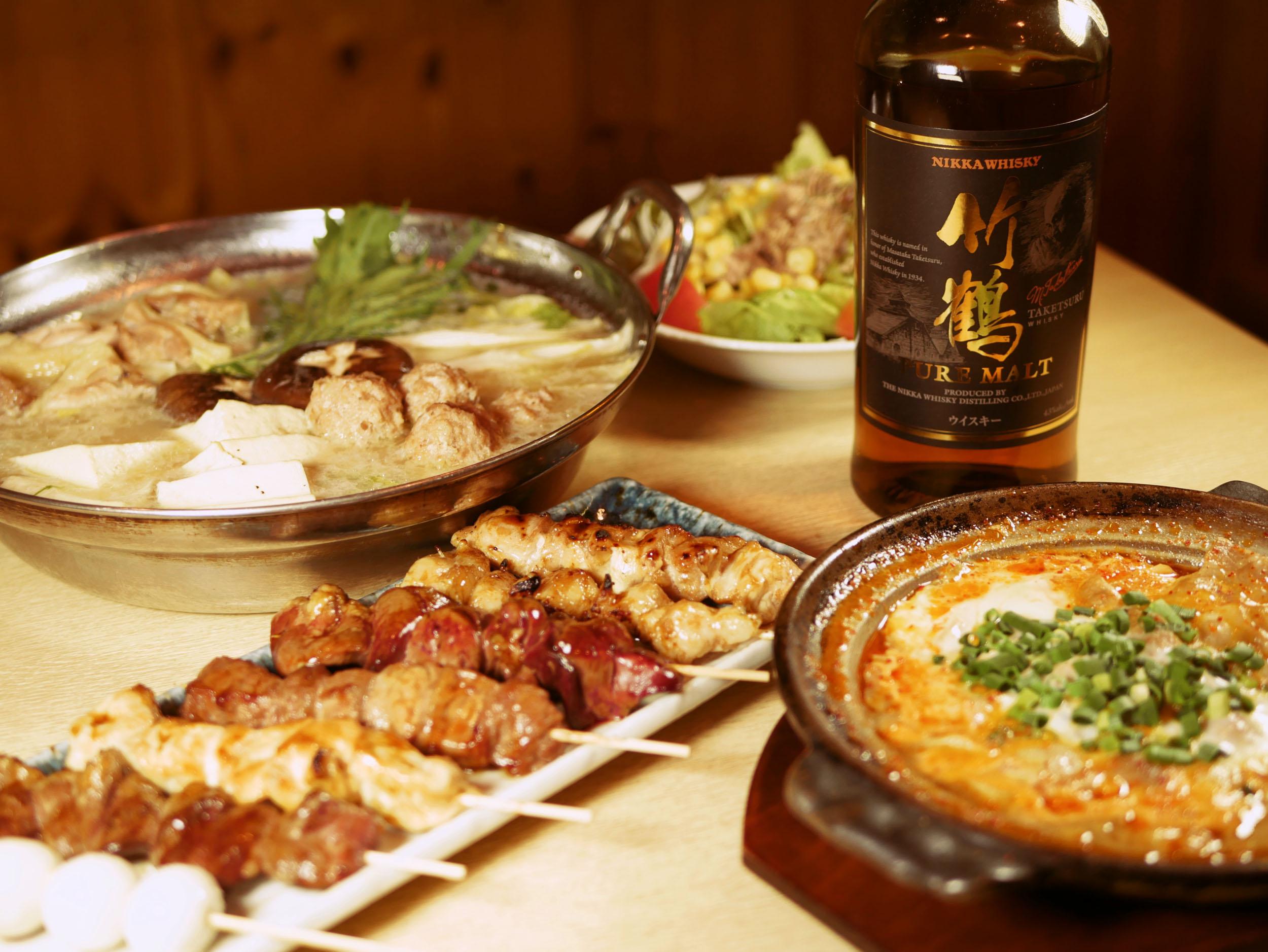 亀戸 時代や お料理