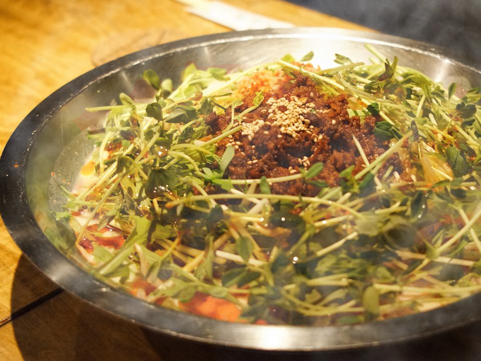 東京 亀戸 時代や 坦々鍋